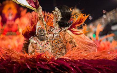 Rio de Janiro Carnival 2020