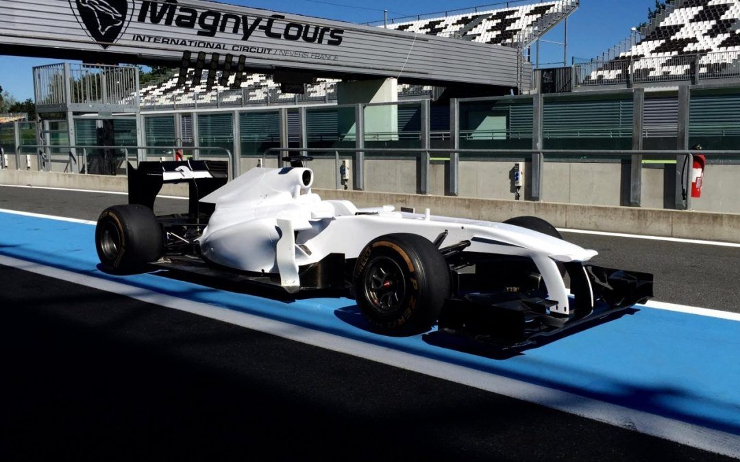 Formula One driving experience 2020