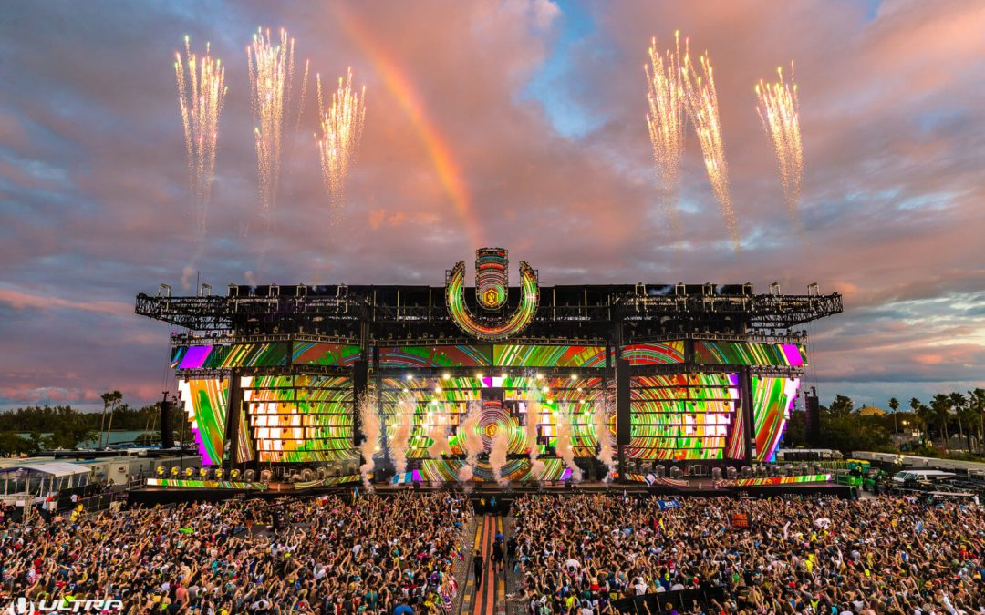Ultra Music Fest 2020 VIP Experience